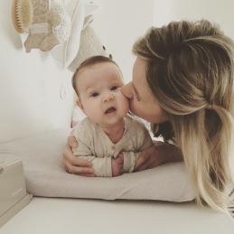 Sophie 3 maanden Wendy moederschap mamablog Ikverwacht