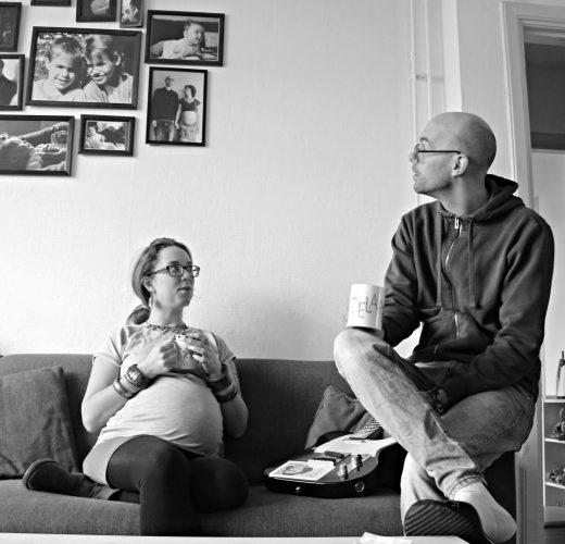 coaching met partner relatietherapie Ikverwacht
