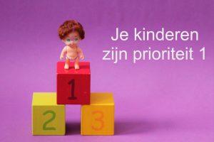 verantwoordelijkheid opvoeding hechting prioriteiten Ikverwacht