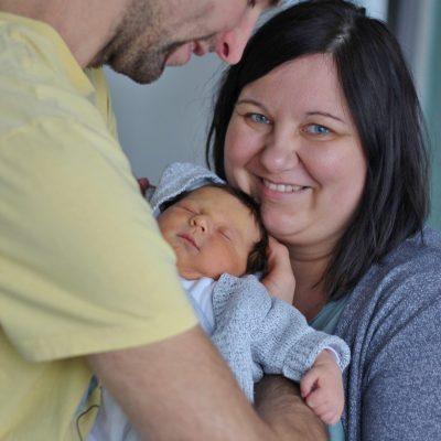 newborn nieuwbakken ouders Ikverwacht
